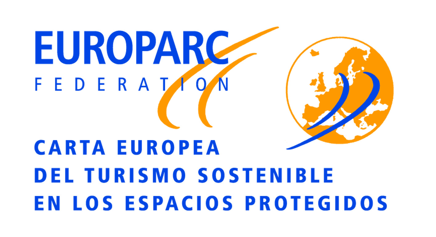 Logotip Carta Europea Turisme Sostenible