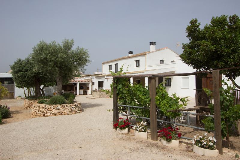 Allotjament Masia Rural La Iaia Mercè