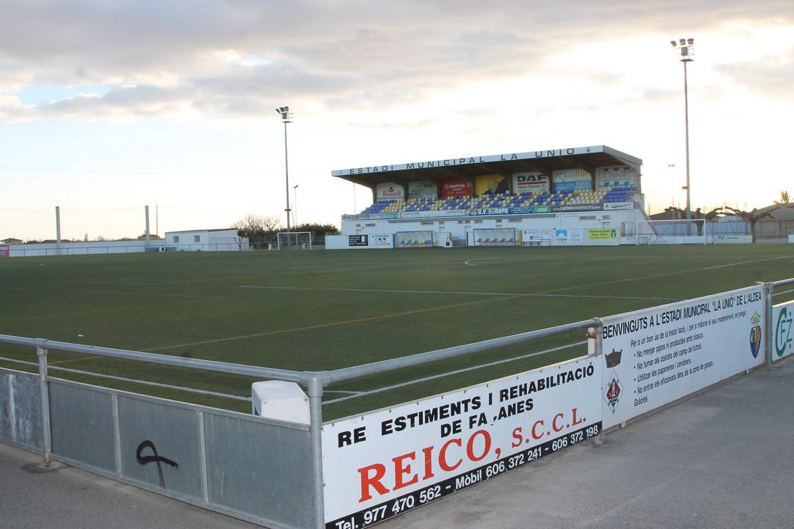 Camp de Futbol de l'Aldea