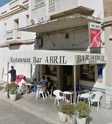 RESTAURANT BAR ABRIL